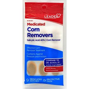 Leader Medicated Corn Removers