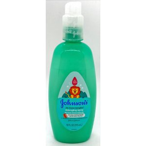 Johnson's Detangling Spray 10 Oz