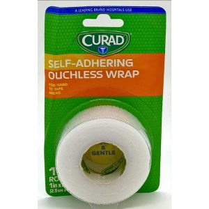 Curad Self-Adhering Ouchless Wrap