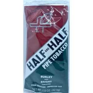 Half And Half Burley And Bright Pouch