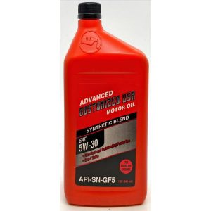 Advanced Customized USA Motor Oil