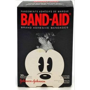 Band-Aid Mickey Collection
